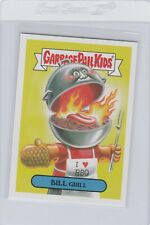Garbage Pail Kids Bill Grill 3a GPK 2016 American As Apple Pie In Your Face Topp
