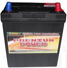 Batteria Auto 45 Ah-Vetture Asiatiche-Poli Piccoli-Spunto 350A -2 Anni gar. (DX)