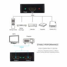 1080P V1.4 HDMI Splitter with Full Ultra HD 4K/2K and 3D Resolutions KR