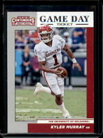 2019 PANINI CONTENDERS DRAFT PICKS FOOTBALL GAME DAY TICKET SINGLES - YOU PICK