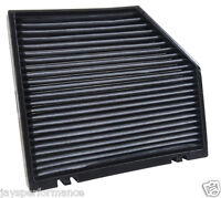K&N WASHABLE CABIN/POLLEN AIR FILTER ELEMENT (VF3009)