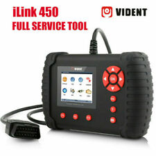 Vident iLink450 Full Service ABS SRS TBA EPB DPF Oil Light Diagnostic Scan Tool
