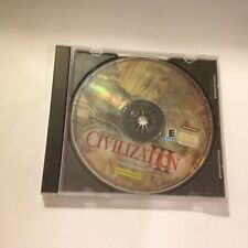 Civilization III 3 Sid Meier PC Game CD