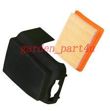 Luftfilter Deckel + Luftfilter passend für Stihl FS120 FS200 FS250 FS300 FS350