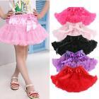 Princess Layer Petticoat Ballet Dancewear Pettiskirt Girls Kid Dress Tutu Skirt