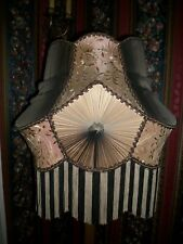 ANTIQUE VICTORIAN  LAMP SHADE