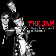 The Jam  /  That's Entertainment    Greatest Hits Best Of    CD  (Brand New)