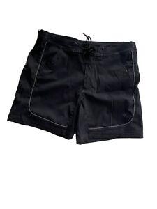 "specialized Cycling Shorts Size Medium 32x7"" Black Nylon Stretch/240"