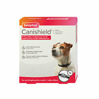 BEAPHAR CANISHIELD COLLARE ANTIPARASSITARIO PER CANI CONTRO LEISHMANIOSI SMALL