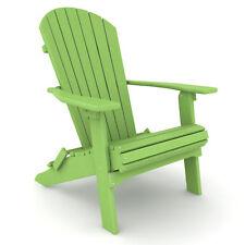 *NEW* Adirondack Folding Chair by Loggerhead - Keylime Green