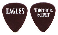 Eagles Timothy B. Schmit Dark Brown Guitar Pick - 1994 Hell Freezes Over Tour