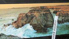 cote sauvage bretonne déco mer Bretagne poster photo couleurs panoramique 67cm