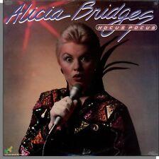 Alicia Bridges - Hocus Pocus - New 1984 Second Wave Dance LP Record! #LP-22007
