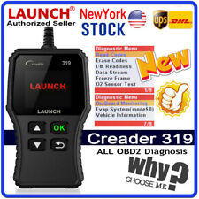 LAUNCH CR319 Car Auto OBD2 Fault Code Reader OBDII Diagnostic Scanner scan tool