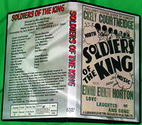SOLDIERS OF THE KING - DVD - Cicely Courtneidge