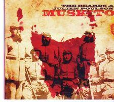 (EI579) The Beards & Juliein Poulson, Muskito - 2012 sealed CD