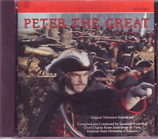 Rare Peter The Great Television Soundtrack CD
