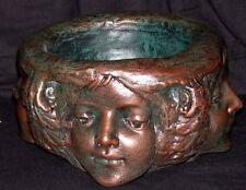 Le Printemps French Art Nouveau Urn Vase Sculpture