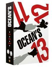 Coffret DVD Trilagie Ocean's 11 12 13 (NEUF)