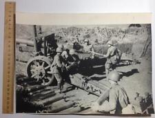 World War II Photo Soviet troops attack South-Western Front 1941 Press Photo