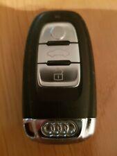 AUDI 3 botón remoto sin llave llavero en orden de trabajo 8T0959754D (ref 399/3)