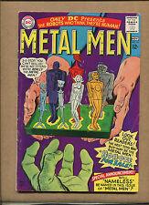 Metal Man #16 - Robots for Sale - 1965 (Grade 4.5) WH