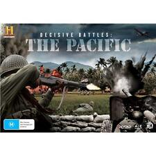 Decisive Battles The Pacific WWII 2 History Channel Dvd Set Region 4