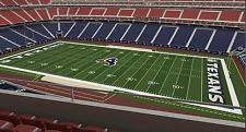 Houston Texans PSL Section 531 - 2 seats