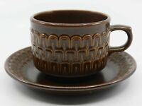 Retro Wedgwood Pennine Coffee Tea Mug Cup & Saucer. Made in England Vintage MINT