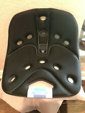 BackJoy SitSmart Posture Seat Pre-owned  Black Padded EX Condition 🆓 Shipping