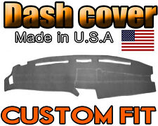 fits 1992-1996 FORD  F150  F250  F350  DASH COVER MAT DASHBOARD / CHARCOAL  GREY