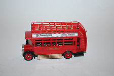 Matchbox Models of Yesteryear  Y- 23 A.E.C.S Type Bus  GENERAL / Schweppes