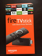 Amazon Fire TV Stick (2nd Generation) with Alexa Voice Remote Media Streamer