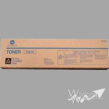 Genuine Konica Minolta TN611K Black Toner bizhub C550 C650 A070130 TN611