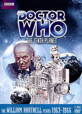 Doctor Who - The Tenth Planet DVD R1 William Hartnell CC FF Story 29 BBC