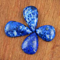 Superb 118.60 Cts 51 PCS Natural Rich Blue Lapis Lazuli Drilled Beads Lot
