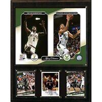 """NBA 12""""x15"""" Giannis Antetokounmpo -Oscar Robertson Milwaukee Bucks Legacy Col..."""