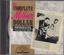 The Complete Million Dollar Session: Elvis Presley  CD FASTPOST