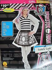 Monster High Rochelle Goyle Children's Girl's Halloween Costume  Large (10-12)
