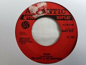 """Don Covay & The Goodtimers - Seesaw - 7"""" Vinyl Single"""