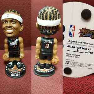 ALLEN IVERSON 76ERS  2018 Forever Collectibles only made 360  NIB   Rare product
