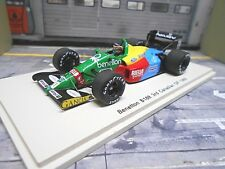F1 benetton Toleman ford b188 3rd canadá Canada gp #20 Boutsen 1988 Spark 1:43