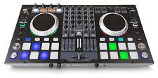 """JB SYSTEMS """"DJ-KONTROL 4"""" 4-Kanal MIDI DJ Controller, Player m. Virtual DJ! NEU!"""