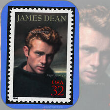 1996  JAMES DEAN  2nd  Legends of Hollywood  MINT Single 32¢ Stamp  Cat # 3082