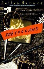 Metroland, Barnes, Julian, Very Good Book