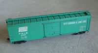 Vintage HO Scale Athearn Pittsburgh & Lake Erie P&LE 25369 Box Car