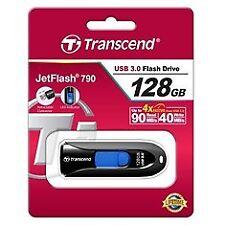Memoria USB 3.1 Transcend 128GB Jetflash