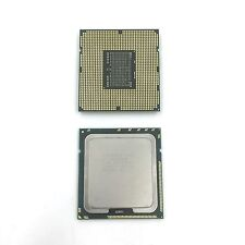2pcs Intel Xeon X5687 3.6GHz 12MB 6.4 Quad Core LGA1366 SLBVY Matching Pair CPU