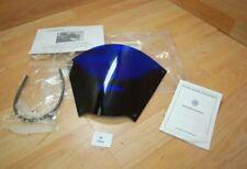 Yamaha FZS 1000  5LV-W0710-10 Streetfighter Screen Blue Genuine NEU NOS xl2241