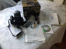 Fujifilm FinePix HS 10; Digital-Videocamera-OVP; con tutto CD, e mai usati